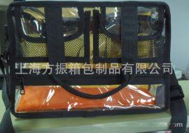 箱包 定制PVC透明學生書包防水牛津布包可定制各種禮品廣告箱包