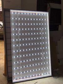 拉布灯箱慢反射3030带透镜防水LED灯条