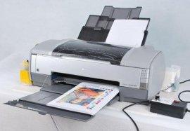 不干胶打印机(JM1390)