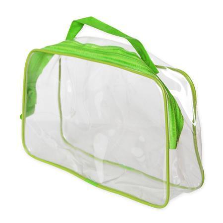 環保PVC旅行洗漱品便攜袋,PVC日用品包裝袋,PVC旅行便攜包