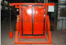 氣動平衡風門與礦用自動無壓風門開門方式區別