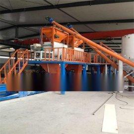 水泥砂浆外墙符合一体板设备FS现浇混凝土保温板生产线厂家FS一体板设备