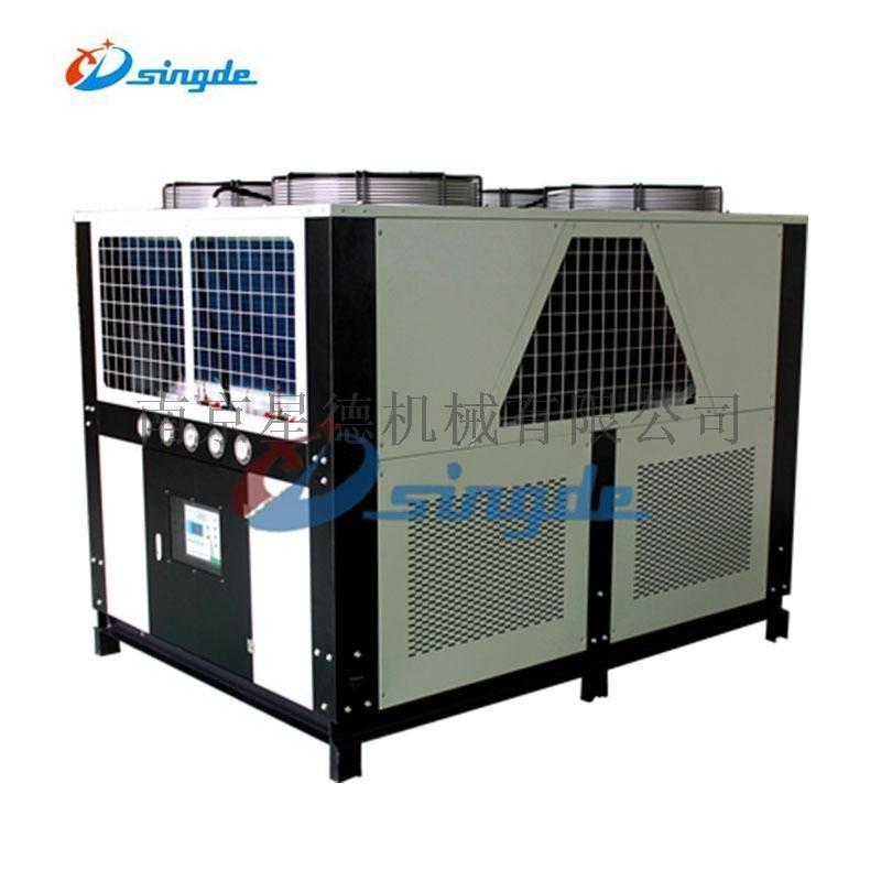 风冷式冷水机:绝佳的冷却冷凝效果