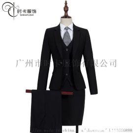 广州市工作服定制-职业正装-西服-衬衫等厂家定制
