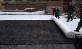 加强型蓄排水板施工注意事项