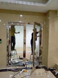 鋁合金玻璃門