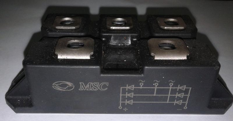 三相整流桥(MSDM100-16)