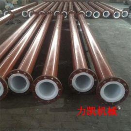 电厂循环水用衬塑钢管