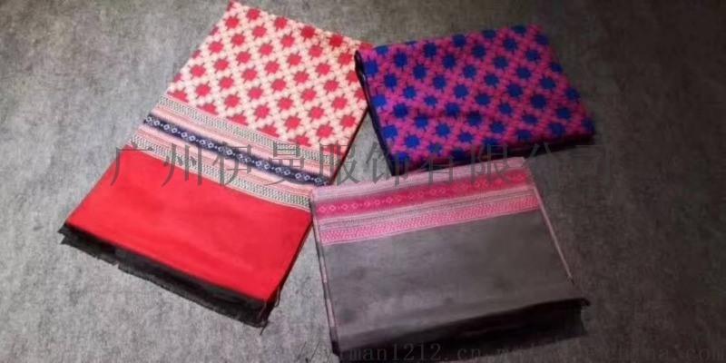廣州伊曼服飾品牌折扣庫存女裝,羊絨圍巾尾貨走份