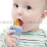 雪卡儿sharecare 婴儿食物咬咬袋果蔬乐 吃水果奶嘴辅食器 宝宝嚼嚼磨牙胶棒