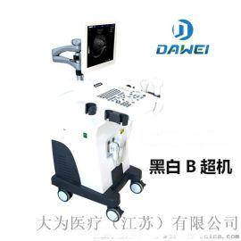 全数字超声诊断仪黑白B超机 大为医疗DW-370