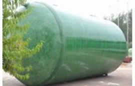河南2.5立方厕所化粪池玻璃钢三级化粪池安装方法