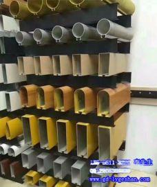 铝管型材 天花幕墙铝型材  异形铝型材定制