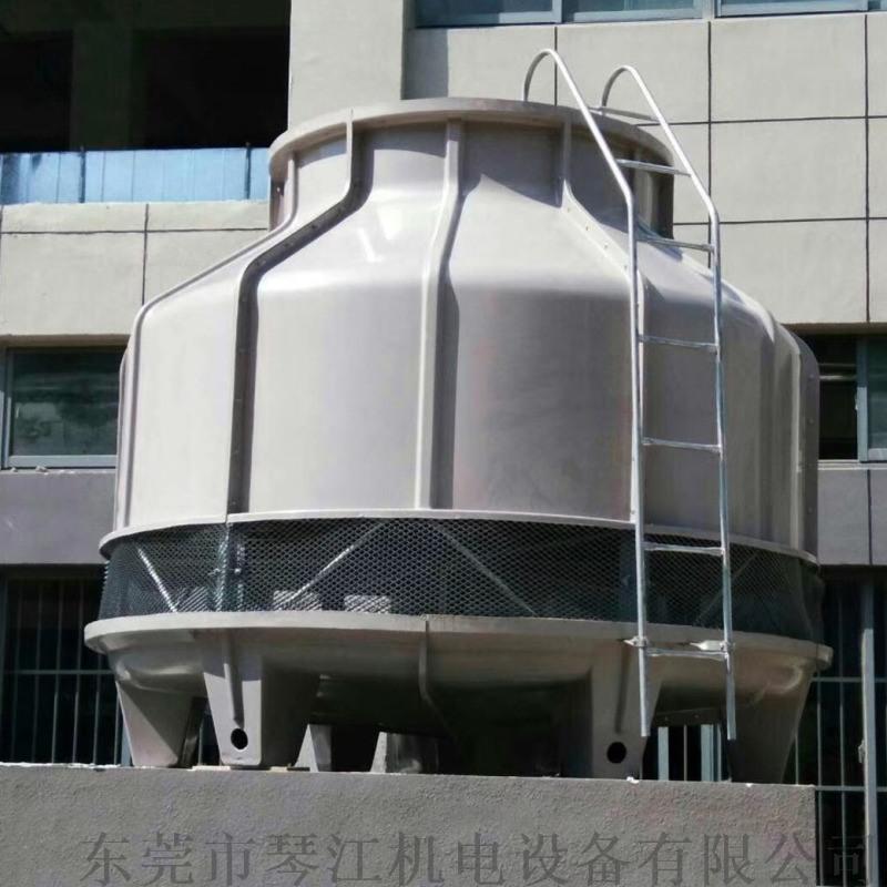 玻璃钢圆形冷却塔,玻璃钢圆形冷却塔组,工业玻璃钢圆形冷却塔组,50吨玻璃钢圆形冷却塔组厂家