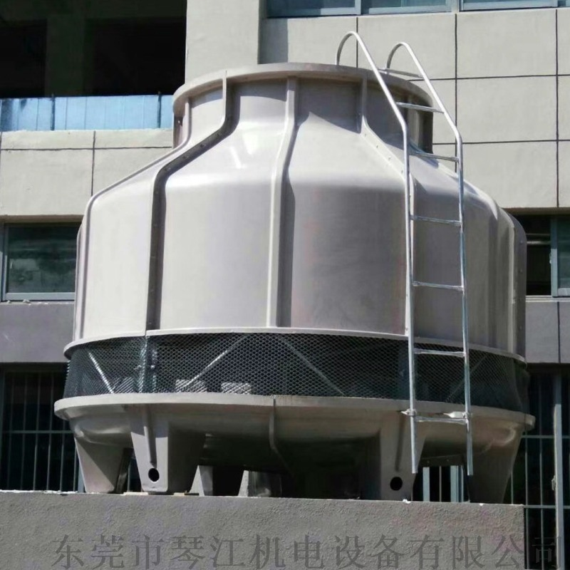 玻璃钢圆形冷却塔