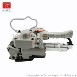 气动塑钢打包机气动机PET塑钢带打包机 建筑木方气动塑钢带打包机