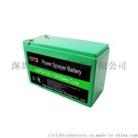 锂电池厂家 定制各类锂电池组 12V电动喷雾器电池