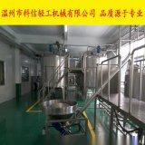 19年小型豆奶生產線 瓶裝豆奶加工設備