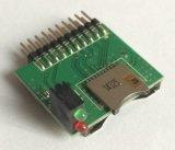 原廠佑銘Umecopy M3 M9系列TF microSD和SD卡拷貝機介面板8個