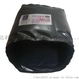 北京达科DEC不燃硅玻软管防火帆布风管软接头