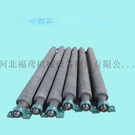 皮带机托辊聚氨酯托辊包胶托辊陶瓷托辊支持定制