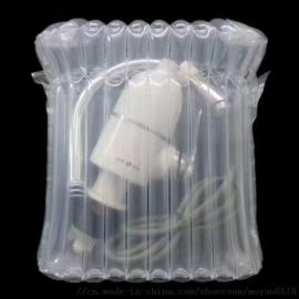 供应武汉电子电动玩具防摔防震气柱包装袋哪里找