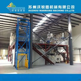 无粉尘环保输送供料系统 PVC真空上料机 倒料站