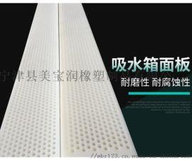 高分子聚乙烯滑块 造纸用抗腐蚀吸水箱面板