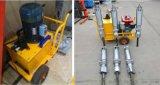 广安市大型液压劈裂机打孔直径42mm 46mm实用设备