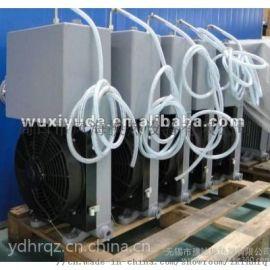 供应水泥搅拌运输车散热器,液压油风冷却器