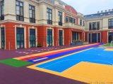 防滑彈性幼兒園專用地板塑膠幼兒園運動地板