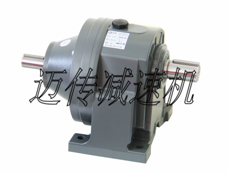 江苏减速机1.5KW卧式减速机轴径32刹车减速机