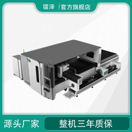 厂家直销不锈钢激光切管机 金属管材激光切割设备