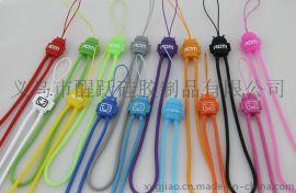 定制 圣诞节小孩款 超可爱挂绳 超萌手机链 手机挂绳 硅胶挂绳 手机挂件