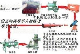 有机肥生产线,有机肥造粒机