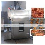 供應多功能煙薰爐  煙薰雞翅雞鴨魚設備   紅腸香腸蒸煮爐  150煙薰爐價格