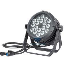 大功率18颗10W 四合一防水帕灯户外舞台面光灯