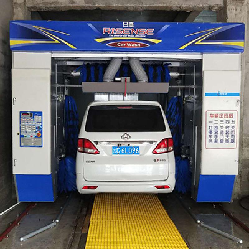 往複式洗車機、電腦洗車機、洗車設備