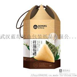湖北包装设计策划茶叶礼盒年货礼盒包装生产