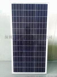 厂家生产多晶太阳能板    XN-18V80W-P