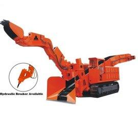 多功能电动液压履带式扒渣机ZWY-150/55L