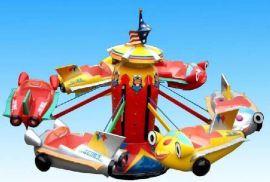 游乐设备-旋转飞机系列