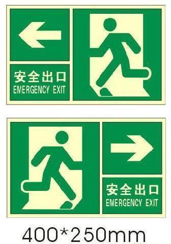 緊急出口標誌