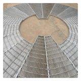 電廠熱鍍鋅鋼格板廠家批發平臺鋼格板