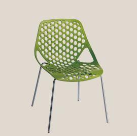 镂空塑胶椅(  -P658)