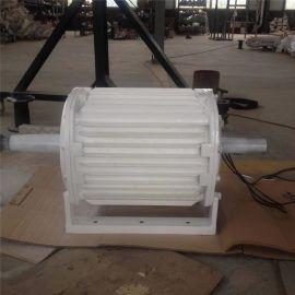 小型永磁低速水力发电机定制低速纯铜线圈直驱发电机厂家三相交流