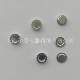 铝坩埚/Φ6*2.5MM/液体铝坩埚/热分析仪