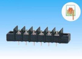 深圳博达黑色欧规连接器  HB9500接线排 电源接线器