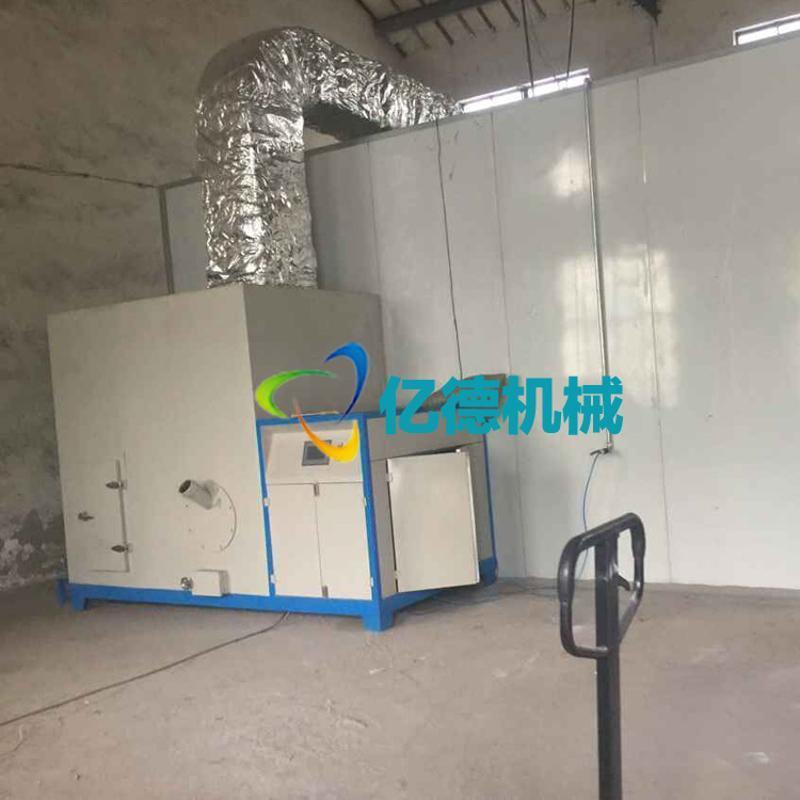 廠家訂做江蘇噴塑 噴漆烘乾塗裝設備 水分烘道 烘乾爐