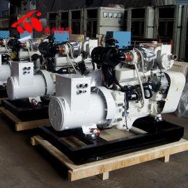 船用发电机组 50kw康明斯船用发电机组 轮船用发电组厂家